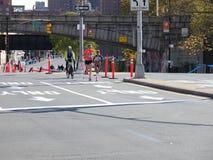 2016 TCS纽约马拉松181 免版税库存图片