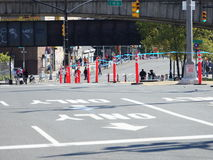 2016 TCS纽约马拉松182 免版税库存照片