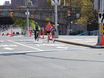 2016 TCS纽约马拉松183 免版税库存图片