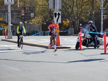2016 TCS纽约马拉松184 库存图片