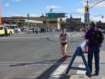 2016 TCS纽约马拉松187 免版税图库摄影