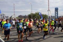 2015 TCS Miasto Nowy Jork Maratońska część 3 69 Obrazy Stock