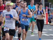 2016 TCS Miasto Nowy Jork maraton 17 Zdjęcie Royalty Free