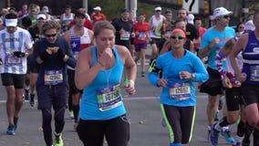 2016 TCS Miasto Nowy Jork maraton 134 zbiory wideo