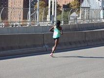 2016 TCS Miasto Nowy Jork maraton 220 Obrazy Royalty Free
