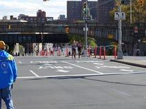 2016 TCS Miasto Nowy Jork maraton 221 Obrazy Royalty Free