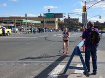 2016 TCS Miasto Nowy Jork maraton 274 Obraz Stock
