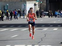2016 TCS Miasto Nowy Jork maraton 308 Zdjęcia Royalty Free