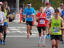 2016 TCS Miasto Nowy Jork maraton 341 Zdjęcia Royalty Free