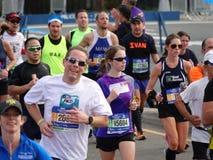 2016 TCS Miasto Nowy Jork maraton 343 Zdjęcia Royalty Free