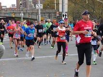 2016 TCS Miasto Nowy Jork maraton 344 Zdjęcie Royalty Free