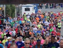2016 TCS Miasto Nowy Jork maraton 355 Obrazy Royalty Free