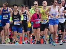 2016 TCS Miasto Nowy Jork maraton 383 Obrazy Royalty Free