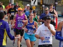 2016 TCS Miasto Nowy Jork maraton 389 Zdjęcie Royalty Free