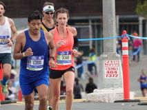 2016 TCS Miasto Nowy Jork maraton 408 Obraz Royalty Free