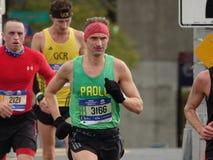 2016 TCS Miasto Nowy Jork maraton 414 Obraz Stock
