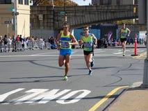 2016 TCS Miasto Nowy Jork maraton 427 Obrazy Royalty Free