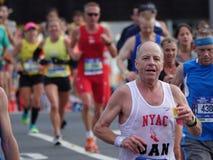 2016 TCS Miasto Nowy Jork maraton 434 Zdjęcia Royalty Free