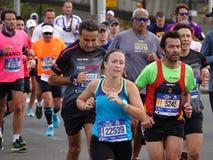 2016 TCS Miasto Nowy Jork maraton 440 Obrazy Stock