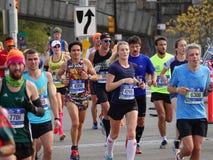 2016 TCS Miasto Nowy Jork maraton 486 Zdjęcia Royalty Free