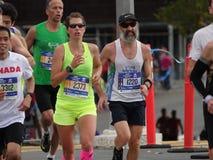 2016 TCS Miasto Nowy Jork maraton 545 Obrazy Royalty Free