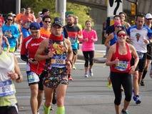 2016 TCS Miasto Nowy Jork maraton 550 Zdjęcia Royalty Free