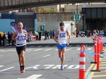 The 2016 TCS New York City Marathon 421 Stock Images