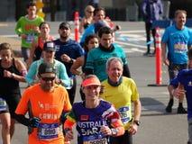 The 2016 TCS New York City Marathon 582 Stock Images
