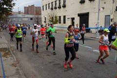 The 2015 TCS New York City Marathon 69 Royalty Free Stock Image
