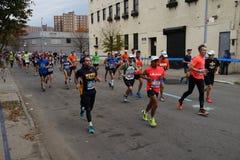 The 2015 TCS New York City Marathon 70 Stock Image