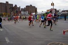 The 2015 TCS New York City Marathon 91 Stock Photography