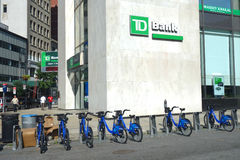 TD Bank Stock Photos