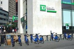 TD Bank Stock Photos
