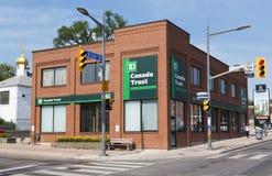 TD Bank Branch Stock Photos