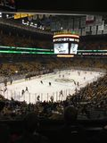 TD Bank Garden Boston Bruins stock image