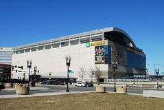 TD Garden, Boston, MA Stock Photography