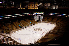 TD Garden, Boston, Massachusetts Stock Photos