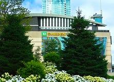 TD Garden Boston royalty free stock photography