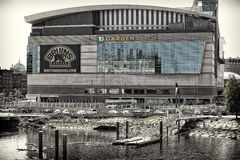 TD Garden Royalty Free Stock Images
