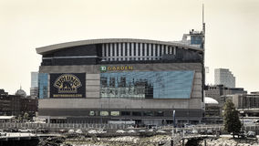 TD Garden Royalty Free Stock Photo