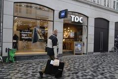 TDC 免版税库存照片