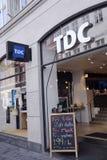 TDC ENTLASSEN 800 PERSÖNLICHE Stockfotografie