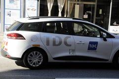 TDC samochód Zdjęcie Stock