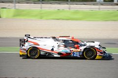 TDS Racing Le Mans Prototype at Monza Stock Photos