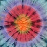 Teñido anudado Imagen de archivo libre de regalías