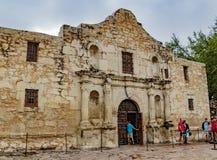 Te Alamo Obrazy Royalty Free