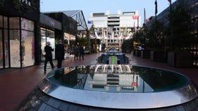Te Ara Tahuhu Walking Street, Britomart, Auckland Nueva Zelanda metrajes