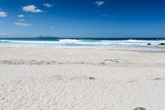 Te Arai Beach. Summer at Te Arai Beach, New Zealand Royalty Free Stock Images