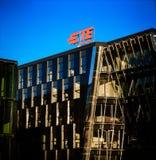 TE Connectivity-Bürogebäude stockfotografie