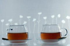 te för 2 t Arkivbild